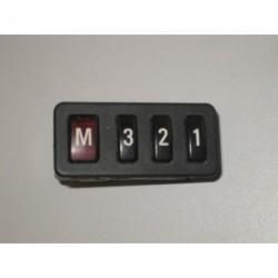 Interrupteur de programmation de siège BMW E39 - occasion