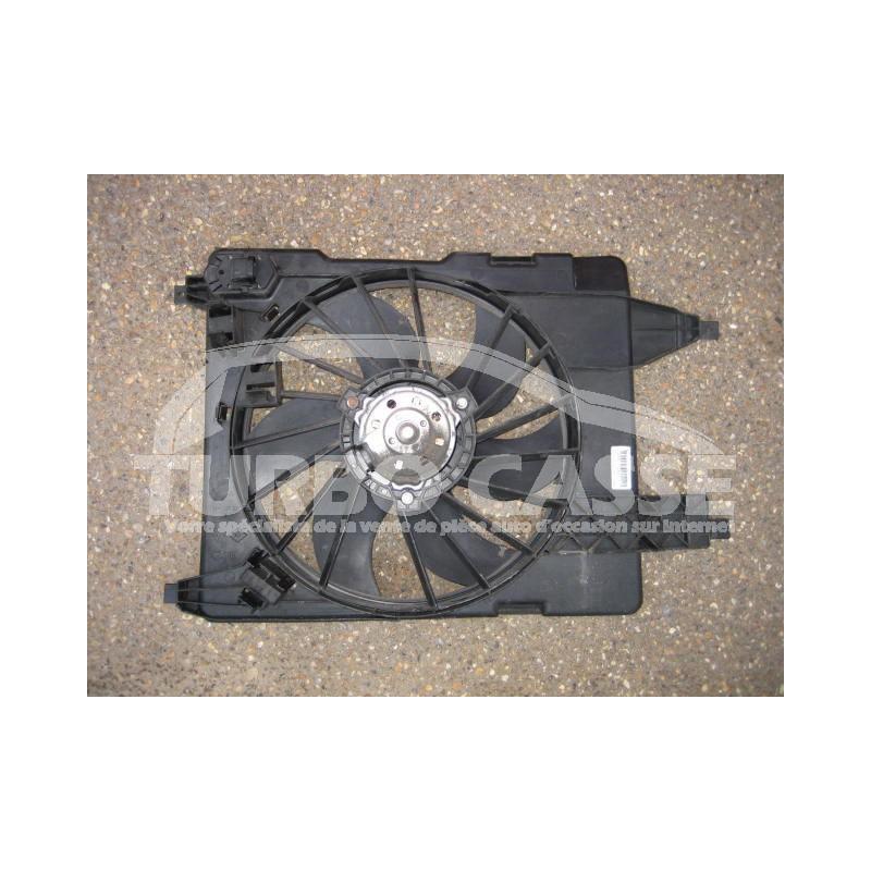 ventilateur refroidissement sur support renault m gane ii f1 team occasion turbo casse. Black Bedroom Furniture Sets. Home Design Ideas