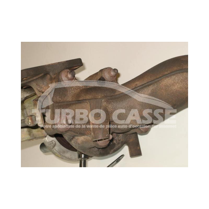 turbo compresseur renault safrane 2 2l dt occasion turbo casse. Black Bedroom Furniture Sets. Home Design Ideas