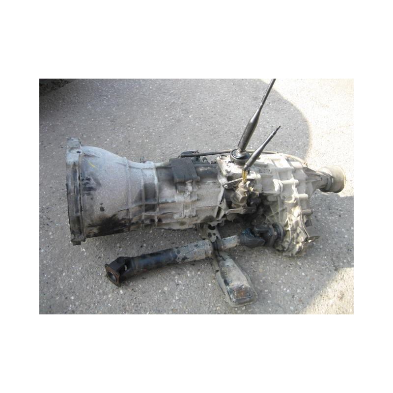carter moteur nissan terrano