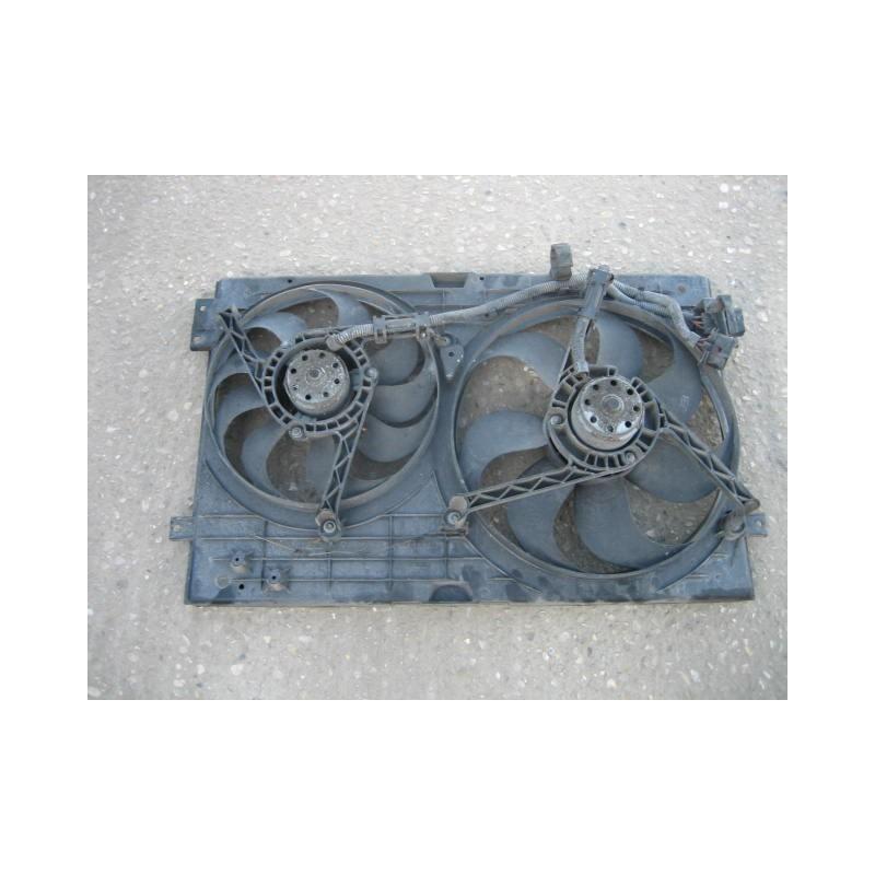bloc support ventilateur audi a3 1 6l inj occasion turbo casse. Black Bedroom Furniture Sets. Home Design Ideas