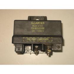 Boitier de préchauffage Citroen ZX 1.9 TD - occasion