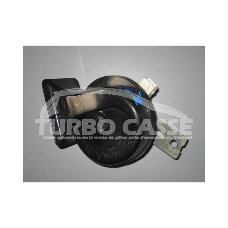 klaxon renault scenic ii turbo casse. Black Bedroom Furniture Sets. Home Design Ideas