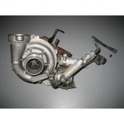 Turbo compresseur Peugeot 307 1.6L 16V HDI