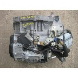 Boîte de vitesses automatique Peugeot 206 1.6L inj - occasion