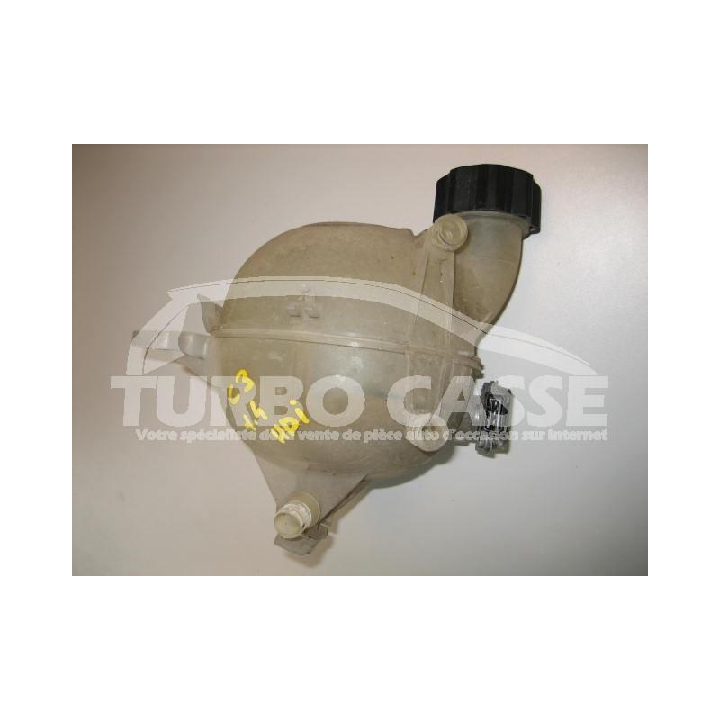 vase d 39 expansion citro n c3 1 4l hdi occasion turbo casse. Black Bedroom Furniture Sets. Home Design Ideas