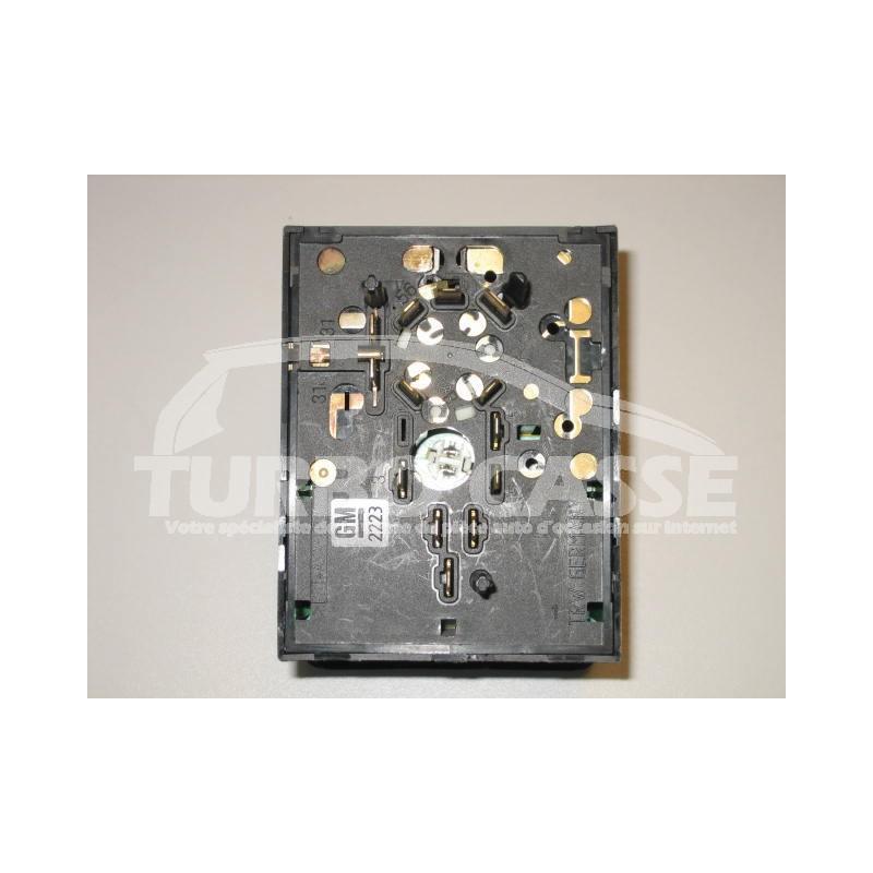 interrupteur de phare opel astra g occasion turbo casse. Black Bedroom Furniture Sets. Home Design Ideas
