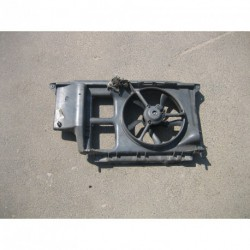 Bloc support ventilateur moteur Peugeot 206