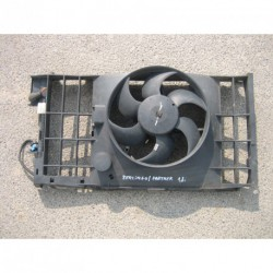 bloc support ventilateur Citroën Berlingo et Peugeot Partner