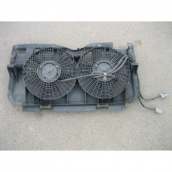 Bloc support ventilateur Peugeot 205
