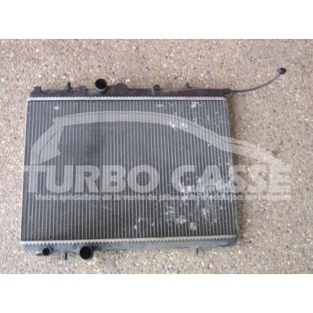 Radiateur eau Peugeot 206 II 2.0 HDI - occasion