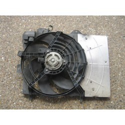 Support ventilateur moteur Peugeot 207 1.6 HDI - occasion