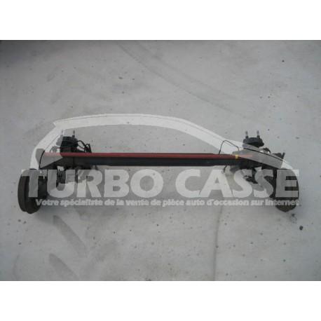 Train arrière complet Peugeot 306