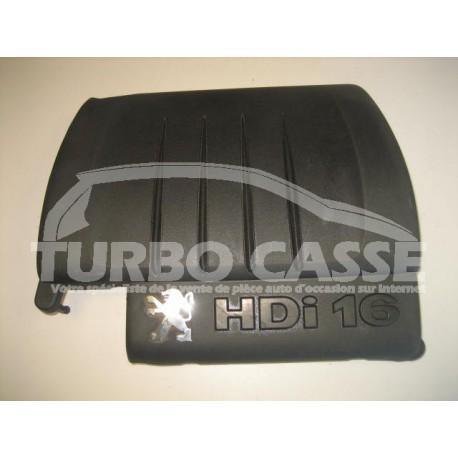 Cache moteur Peugeot 307 1.6 HDI - occasion