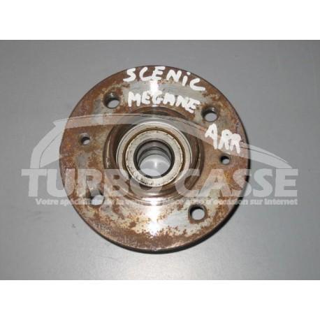 Roulement arrière Renault Mégane / Scenic + ABS